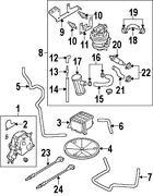 Audi Vacuum Pump