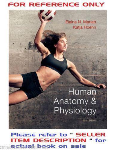 Human Anatomy Physiology 9th Edition | eBay