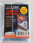 Ultra PRO Sports Trading Card Sleeves & Bags