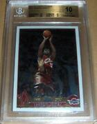 Lebron James Topps Chrome RC