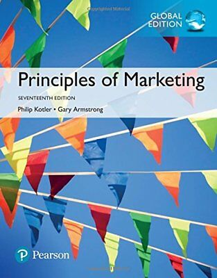 Principles of Marketing by Gary Armstrong and Philip T. Kotler (Paperback) for sale  Shipping to South Africa