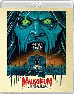 Supernatural Halloween Movies (Mausoleum [New Blu-ray] With DVD, Widescreen, 2)