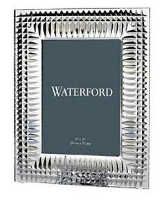 waterford crystal frame 5x7