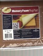 Memory Foam Rug Pad Ebay