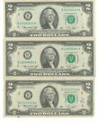 2 Dollar Silver Certificate