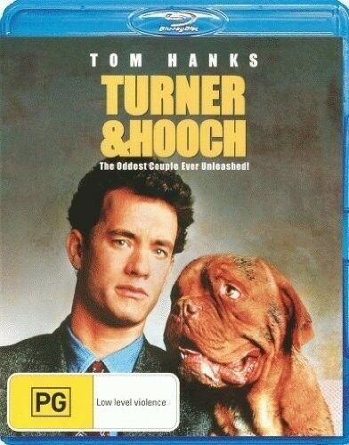 Turner & Hooch [new Blu-ray] Australia - Import