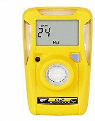 Bw Technologies Bwc2-h Bw Clip Single Gas H2s Monitor New In Box