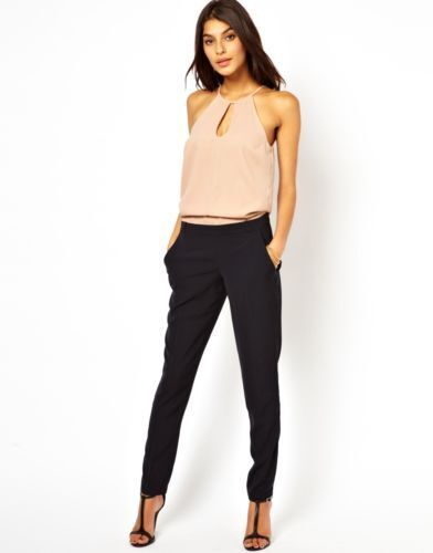 ASOS Jumpsuit with Halter