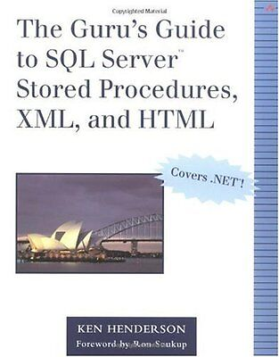 (The Gurus Guide to SQL Server Stored Procedures, XML, and HTML by Ken Henderson)