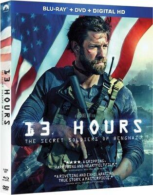 13 Hours: The Secret Soldiers of Benghazi [New Blu-ray] With DVD, 2 Pack, (13 Hours The Secret Soldiers Of Benghazi 2016)