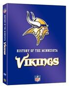Minnesota Vikings DVD