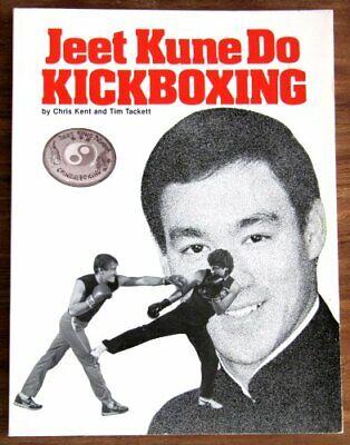 Jeet Kune Do Kickboxing by Kent, Chris|Tackett, Tim (Paperback)