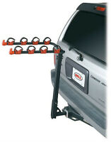 BIKE RACK..  HITCH MOUNTED 4 BIKE CARRIER..BRAND NEW IN BOX....