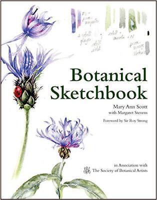 Botánico Sketchbook: Inspiration And Guide To Mantener Un Sketchbook Por María