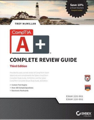 Comptia A  Complete Review Guide  Exam 220 901   220 902  Ebook