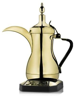 Electrical Arabic Coffee Maker-Dallah -JKT-600G1, Gold