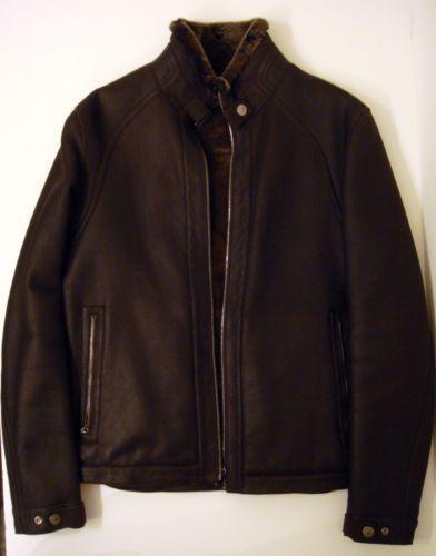 Sport Motorcycle Leather Jacket Ebay