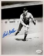Bob Feller Autograph