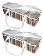Vinyl Zipper Storage Bag