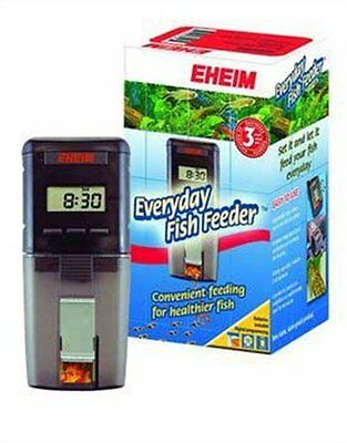 - EHEIM FISH FEEDER EVERYDAY AUTOMATIC FOOD DISPENSER AQUARIUM FOOD TANK