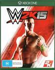 Microsoft Xbox WWE 2K15 Video Games