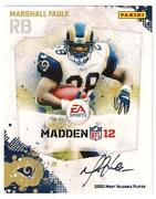 Marshall Faulk Madden