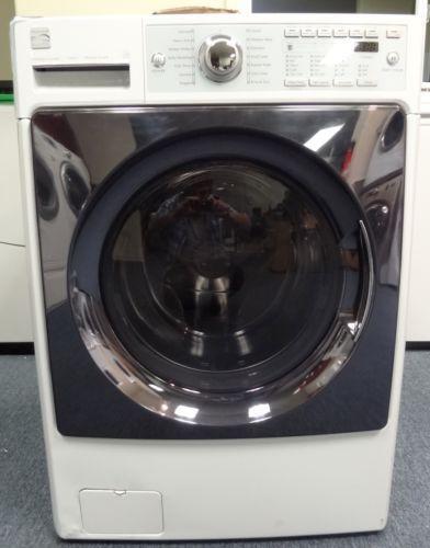 Kenmore Front Load Washing Machine Ebay