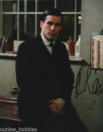 Robert James-Collier Downton Abbey Autographed Signed 8x10 Photo COA #J4
