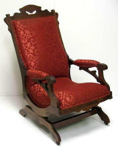 Eastlake Rocking Chair Ebay