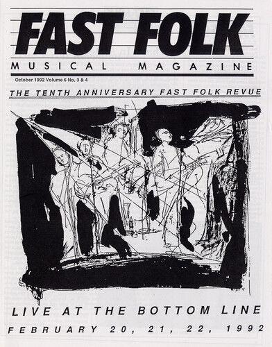 Fast Folk Musical Ma - Fast Folk Musical Magazine (No.3) Tenth Ann 6 / Various [