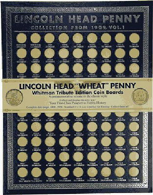 "Lincoln Head|""Wheat""Cent