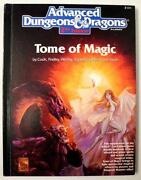 Ad&d Tome of Magic