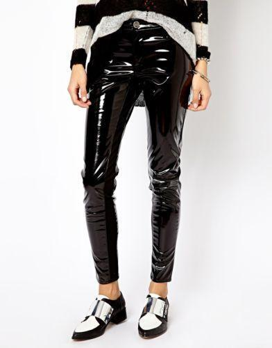 pvc trousers clothing shoes amp accessories ebay
