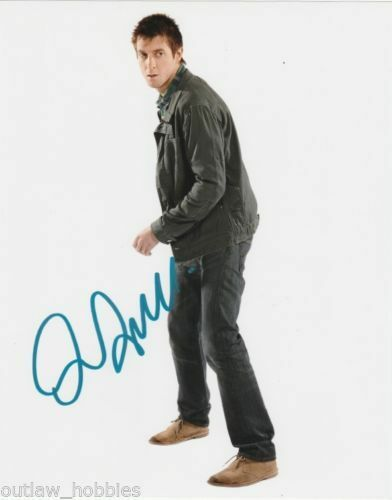Arthur Darvill Doctor Who Autographed Signed 8x10 Photo COA #1