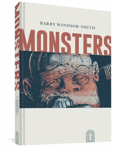 Monsters by Barry Windsor-Smith: New