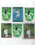 Derek Jeter Baseball Card Lot