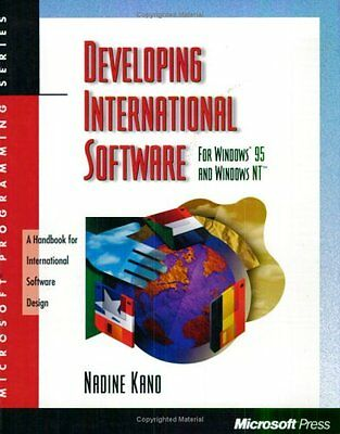 Developing International Software For Windows 95 A