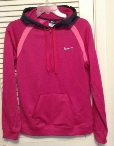 womens pink nike hoodie ebay. Black Bedroom Furniture Sets. Home Design Ideas