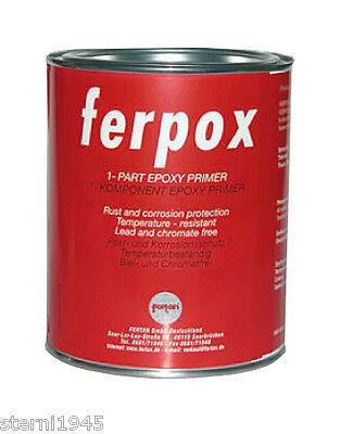 FERTAN FERPOX;1 KG;EPOXY PRIMER;ROSTSCHUTZ;FERPOX;AUTO online kaufen