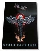 Judas Priest Tour Book