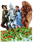 Paper Wizard of Oz Puzzles