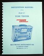 Eico Tube Tester
