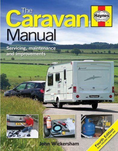 Caravan Manual New Hardcover Book John Wickersham
