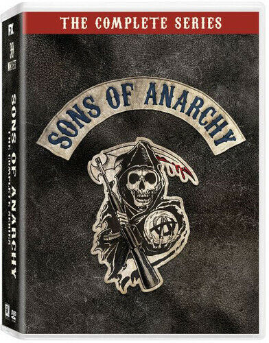 Sons of Anarchy: The Complete Series [New DVD] Dolby, Subtitled, Wides