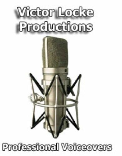 Phone Greeting, On Hold Message, Commercials, Narrations, Voiceovers, 50 Yr Pro