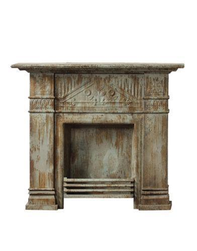 faux fireplace ebay