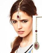 Forehead Jewellery