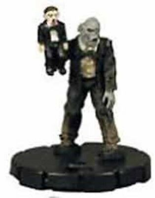 HorrorClix: Zombie Ventriloquist - 026 [Figure with Card] Freakshow Miniatures H
