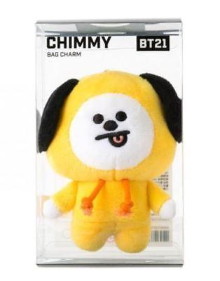 Bangtan Boys Bts Bt21 Naver Line Goods Jimin Chimmy Bag Charm Doll New