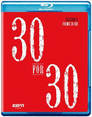 ESPN Films 30 For 30: Season 2 [New Blu-ray] Boxed